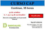 CURSOS CAP INICIAL Y CONTINUO - foto