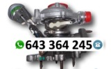 948d. turbo intercambio o reparacion y n - foto