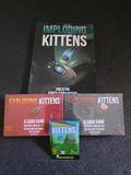 Exploding kittens pack completo - foto