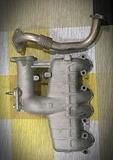 Colector admisión + tubo EGR motores ASV - foto