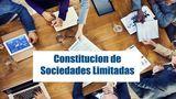 Constitucion sociedades - foto