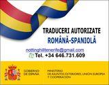 Traduceri autorizate romÂn-spaniol - foto