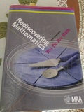REDISCOVERING MATHEMATICS - foto