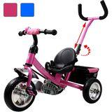 Triciclo para niños manillar desmontable - foto