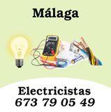 Electricistas Malaga 673790549 - foto