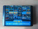 112 in 1 Mega Drive - foto