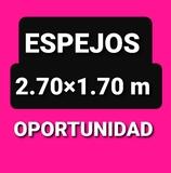 ESPEJOS DE SALA 2. 70 × 1. 70 - foto