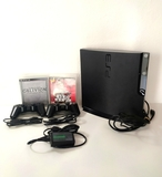 PlayStation 3 slim 1,5Tb + extras - foto