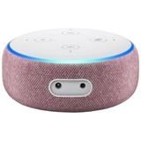 Echo Dot Alexa color rosa malva - foto