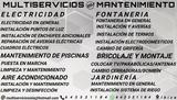 Multiservicios& mantenimiento - foto
