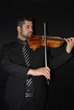 Violinistas, pianistas, violonchelistas - foto