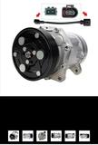Compresor aire acondicionado vw t5 1.9 - foto