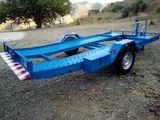 Remolque para transportar vehículos - foto