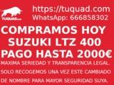 TUS RECAMBIOS SUZUKI LTZ 400 - QUAD - DESPIECE LTZ 400 - SUZUKI - foto