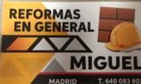 REFORMAS INTÉGRALES Y PARCIALES MADRID - foto