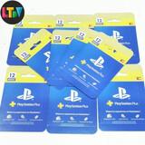 Suscripción Playstation Plus 12 meses - foto