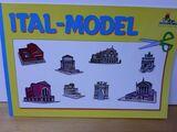 Italia model recortables - foto