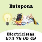 Electricistas Estepona 673790549 - foto