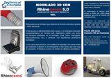 CURSO DE MODELADO 3D CON RHINOCEROS - foto