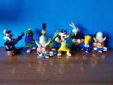 Lote figuras Looney Tunes 1994 - foto