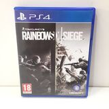 Juego sony ps4 tom clancys rainbow six s - foto