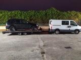 Transporte de vehiculos grua - foto