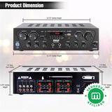 Amplificador 4 zonas  audiovision-bdn - foto