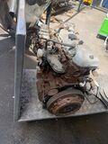 Motor, embrague y caja toyota hiace 2L - foto