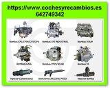 reparar bombas e inyectores diesel - foto