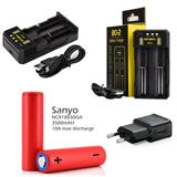 BaterÍas y cargador monocular pard - foto