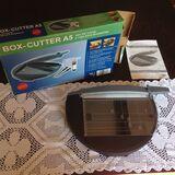 VENDO BOX CUTTER A5 - foto
