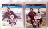 Pack juegos FIFA de PS3 - foto