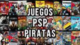 Juegos psp (piratas) - foto