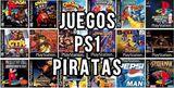 Juegos playstation 1 (piratas) - foto