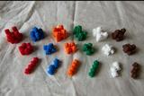 Recambios set compatible juego Catan - foto