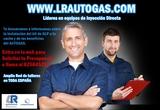 Instalacion de equipos de Autogas/GLP - foto