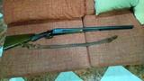 Escopeta paralela calibre 16. - foto