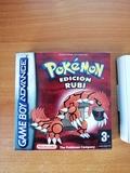 Pokémon Rubí - foto