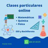 CLASES ECONÓMICAS MATES,  QUÍMICA,  FÍSICA - foto