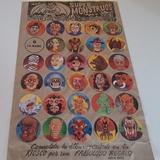 Album super monstruos redondos aÑos 80 - foto
