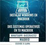 Instalar windows en Macbook - foto