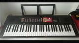 Piano eléctrico Yamaha PSR F51 - foto
