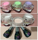 kit uñas acrilico - foto