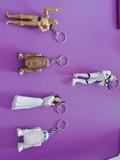 llaveros de Star Wars - foto
