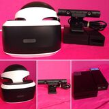 PS4 gafas VR - foto