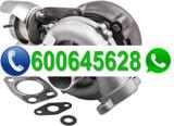 Okx. reparacion de turbocompresor - foto