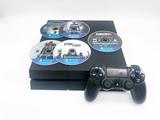 PlayStation 4 con 5 juegos gratis!!! - foto