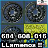 Ze7832 - wheels braid t4x4 winrace - foto