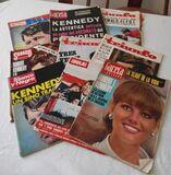 Recopilatorio Revistas Muerte Kennedy - foto