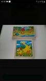 Puzzles infantiles de Madera - foto